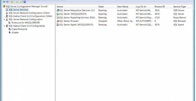 What Every Accidental DBA Needs to Know Now: SQL Server Configuration Manger