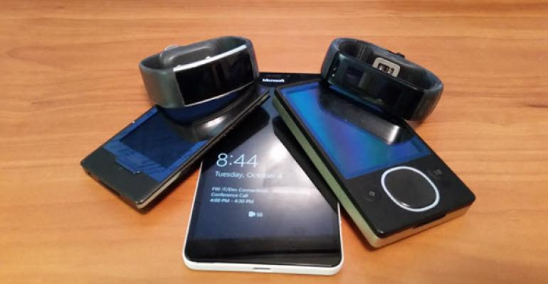 The Microsoft Band SDK Is Gone -- This Is The End of the Line for the Band