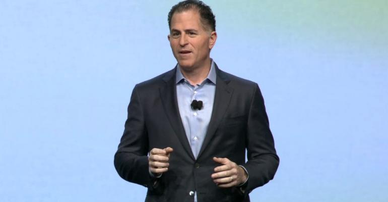 At Dell EMC World, Michael Dell lays out three steps modernize IT