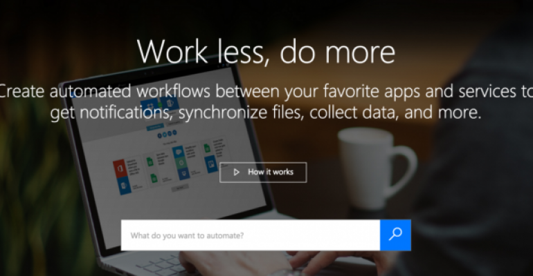 Learn More About Microsoft Flow With This Free Webinar