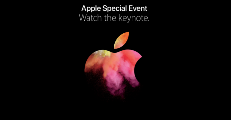 It's Like You Were There: Our Live Coverage of the Apple MacBook Event