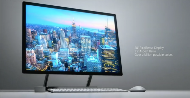 Microsoft Pitches New Surface Models With One Message: We Are All Creators Now