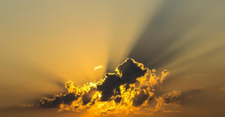 Cloud Computing and Security:  Is your forecast sunny or cloudy?