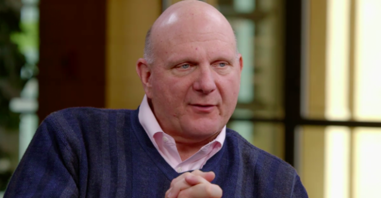 Steve Ballmer Says Smartphones Strained His Relationship With Bill Gates