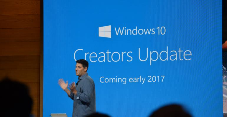 Windows 10 Creators Update will Deliver IT Security Features and Enhancements for Business Users
