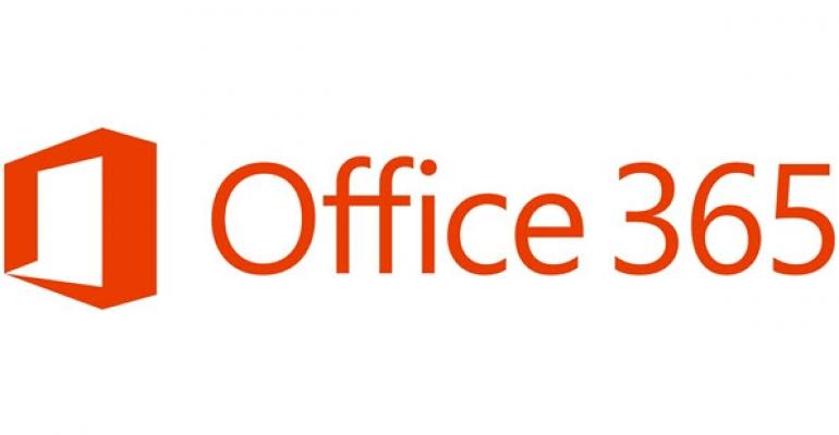 Wrong account used when connection with Office 365 applications