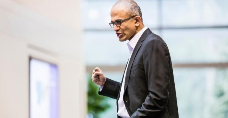 Microsoft staying ahead of competition by leaning heavily on new leadership