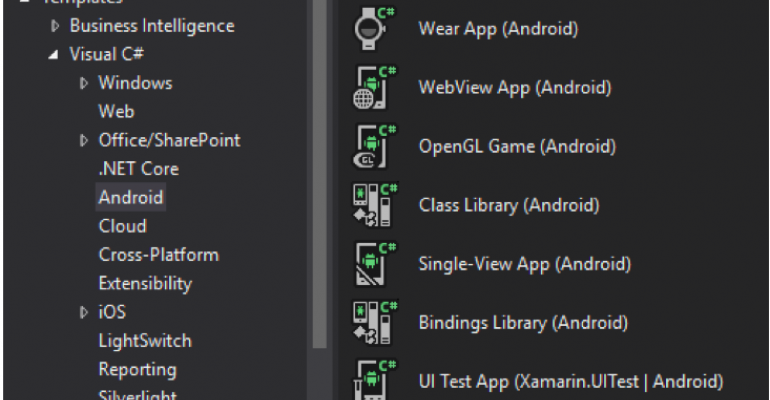 Developing a Mobile Application for SharePoint