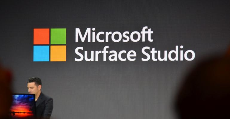 Surface Studio Drivers and Firmware Now Available from Microsoft for Download