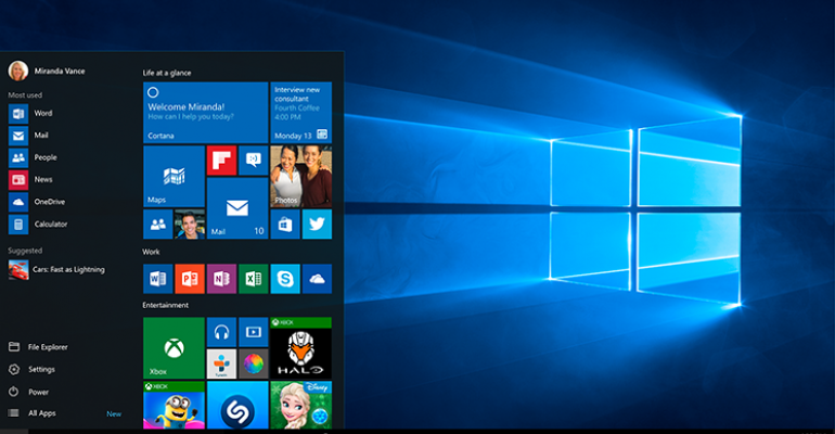 Using nested virtualization with Windows 10