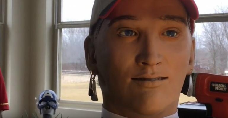 Robot Hacker Takes Alexa to Creepy Level 10