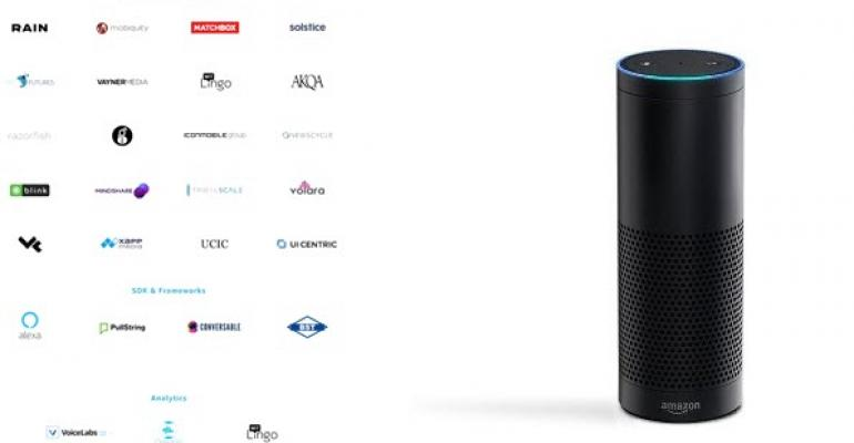 Amazon Makes It Easier to Locate Alexa Skill Builders