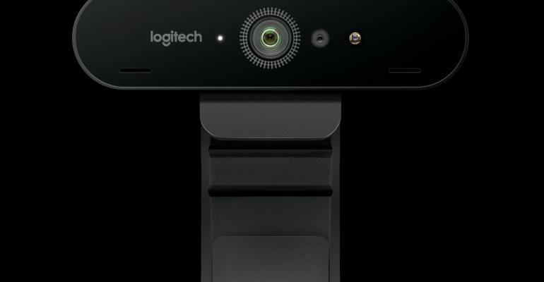039a995e6c7 Logitech Announces BRIO - First Ever 4K Professional Webcam with HDR and Windows  Hello Capability