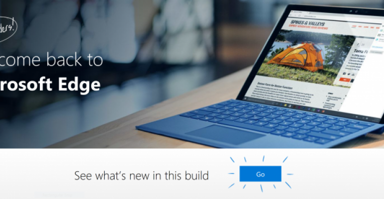 Adguard and Ebates Added to Windows Store and Slow Trickle of Microsoft Edge Extensions