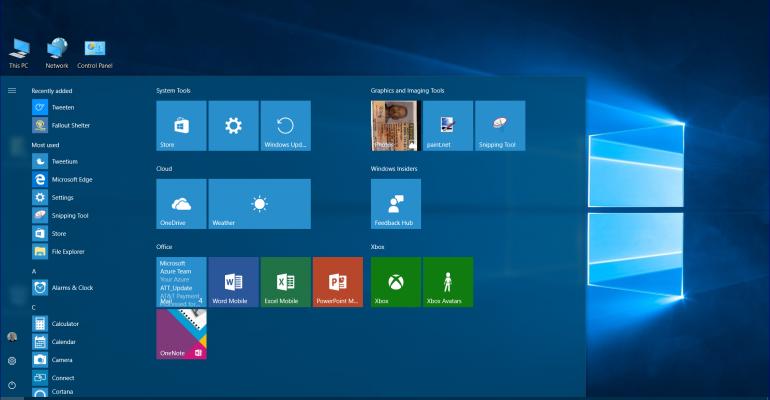New Windows 10 Creators Update Setting Stops Desktop Software from Installing