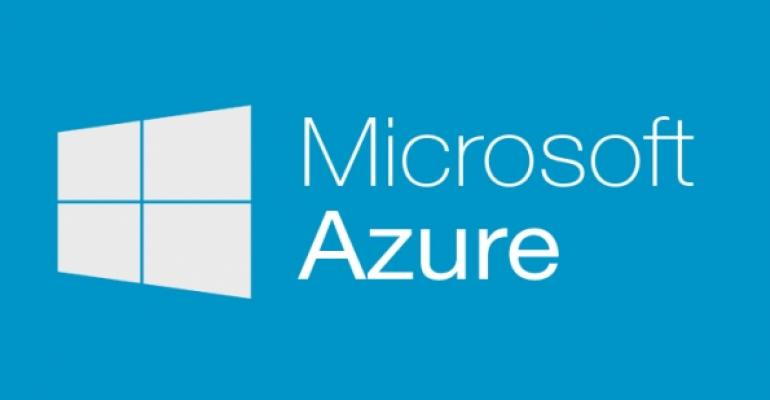 Is data stored in Azure for Cloud Management Gateway