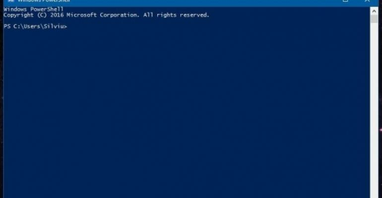 Find unique entries with PowerShell
