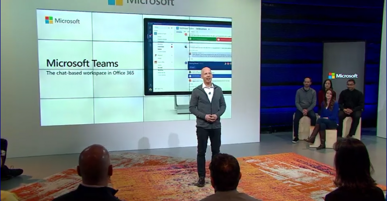 Microsoft Teams Reaches General Availability Around the Globe for Office 365 Commercial Subscribers