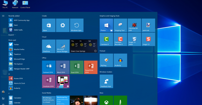 Windows 10 Build 15060 - The Next Step Towards General Availability of the Creators Update