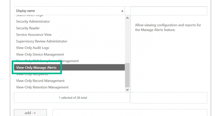 Security and Compliance in Office 365: Security and Permissions