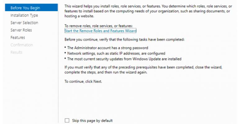 Set Up Child Domain on Windows Server 2016