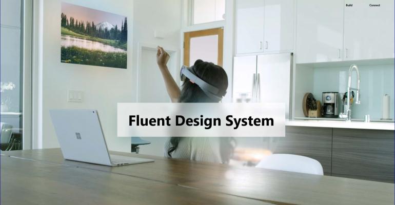 Build 2017: Microsoft Fluent Design Language