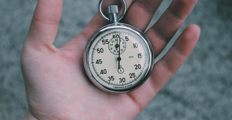Estimate When Long Running SQL Processes Will Finish