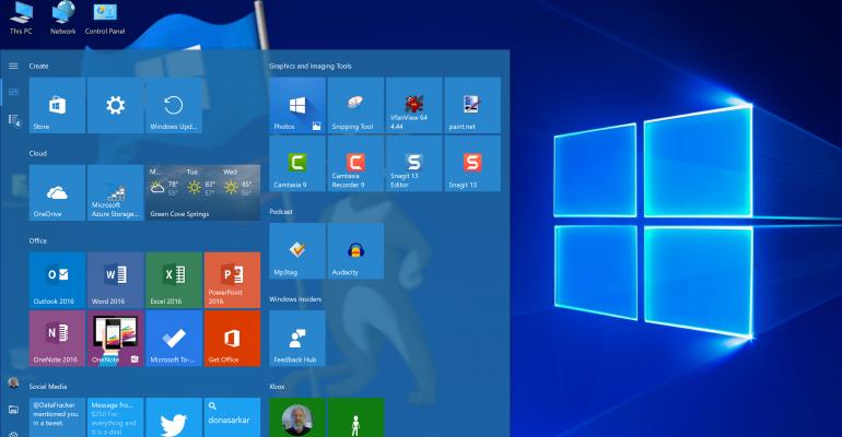 Microsoft Releases Cumulative Update KB4016871 for Windows 10 Creators Update