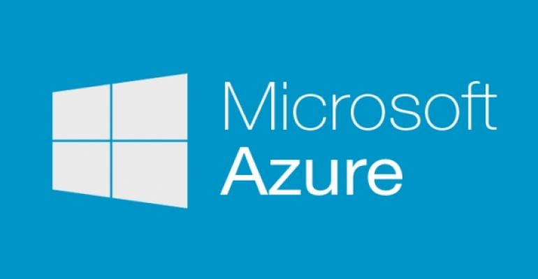 What is the latency between Azure regions?