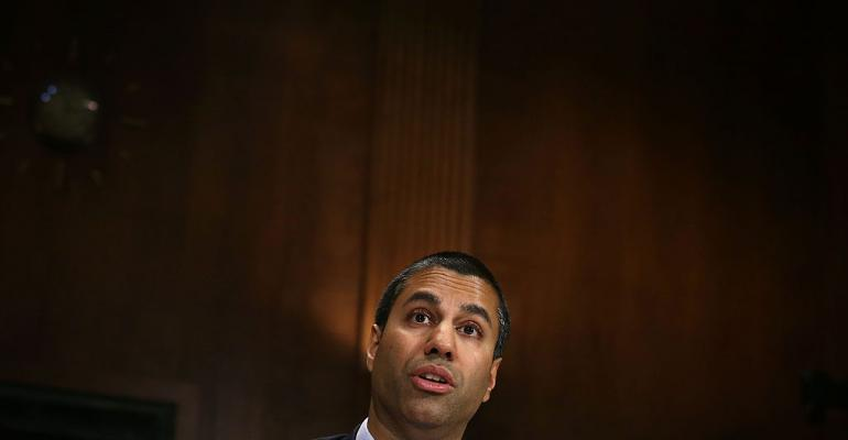 FCC chairman Ajit Pai is supportive of dismantling net neutrality