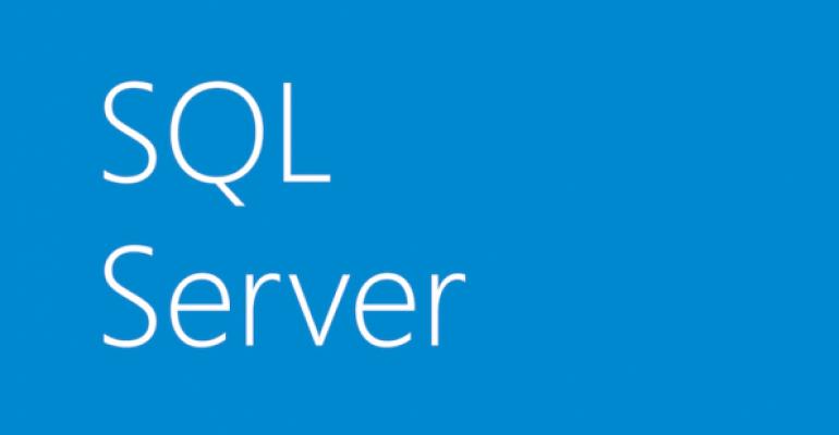 SQL Server Management Studio 17.1 Available for Download