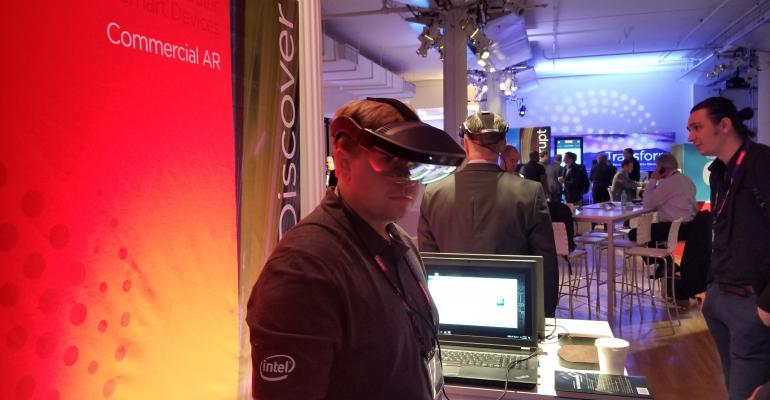 Lenovo's Commercial Augmented Reality Vision