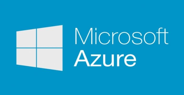 Target regions when using Azure to Azure replication with ASR
