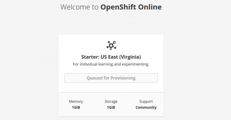 Red Hat Updates OpenShift Online Developers' Platform