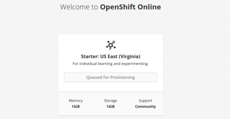 Red Hat Updates OpenShift Online Developers' Platform