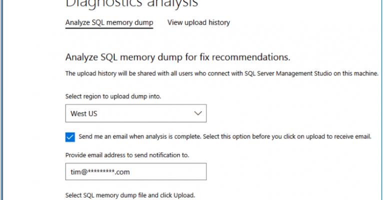 SQL Server Diagnostics Extension for SQL Server Management Server