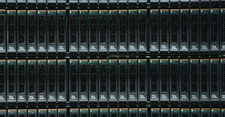What is disk quorum with Storage Spaces?
