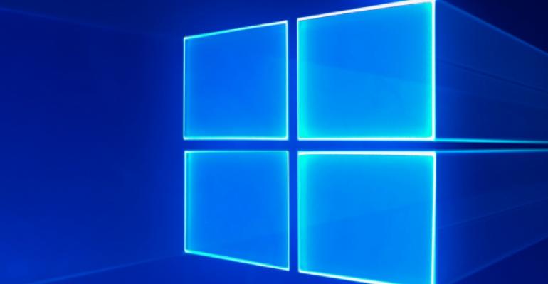 Logo-Windows 10 Desktop