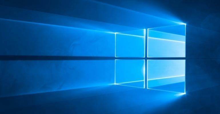 Microsoft Windows 10 Wallpaper Hero
