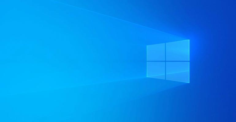 Windows 10 Version 1903 - May 2019 Update - Light Theme Wallpaper