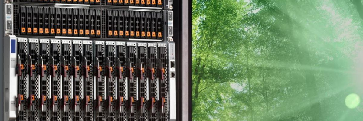Data Center and the Environment Report: 2021