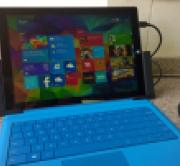 Microsoft Details Surface Pro 3/Docking Station External