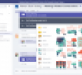 Checking out the Microsoft Teams Desktop Interface