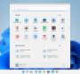 Windows 11 Start Menu Centered default view