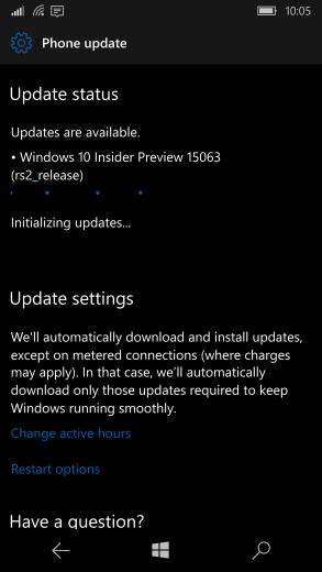 Windows 10 (Redstone 2) Build Tracker for Mobile | IT Pro