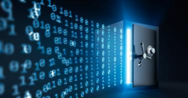 securing data in a safe