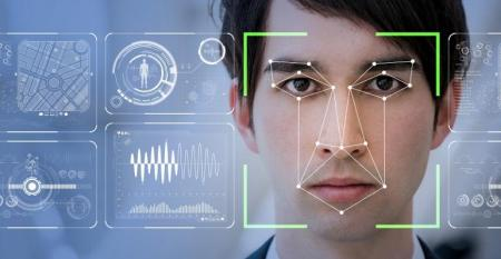 facial recognition in use