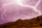 Lightning over mountains.png