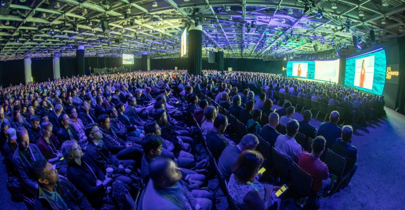 RSA Keynote crowd