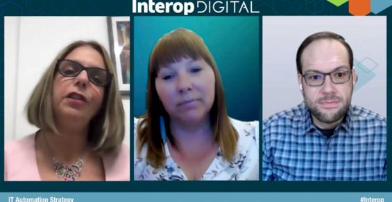 Interop DevOps automation panel